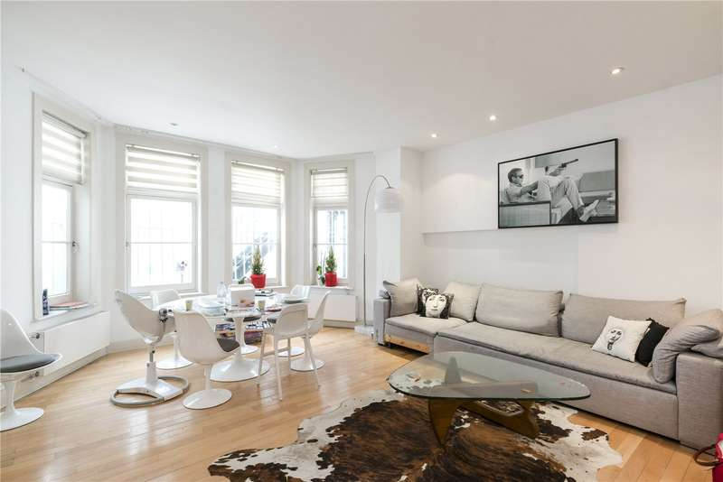 3 Bedrooms Flat for sale in Palace Court, London, W2