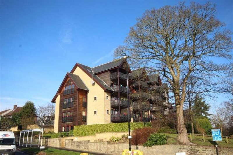 2 Bedrooms Apartment Flat for rent in 9 Weetwood Gardens, Knowle Lane,Sheffield, S11 9SU