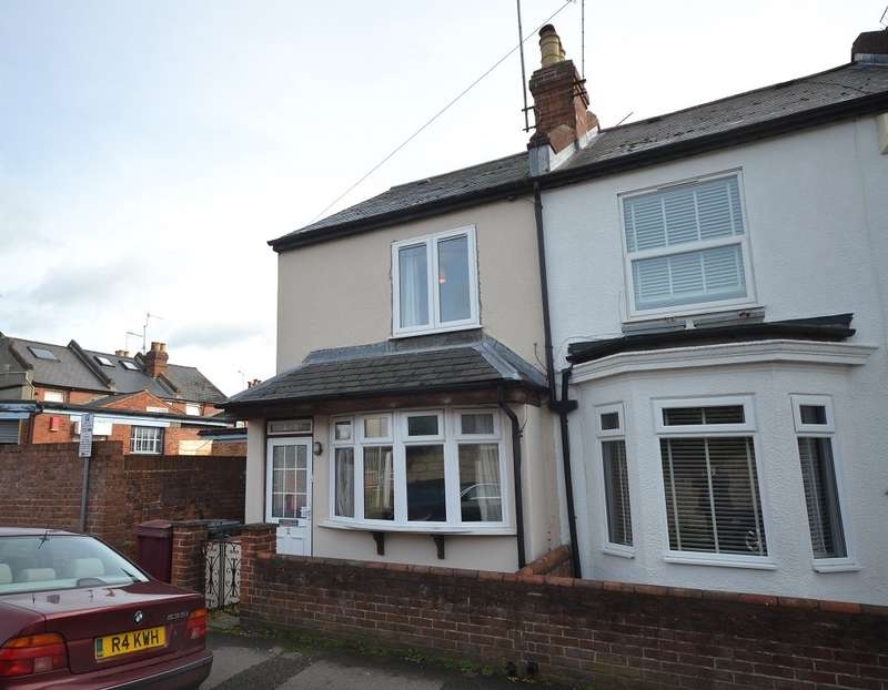 2 Bedrooms End Of Terrace House for sale in Caversham
