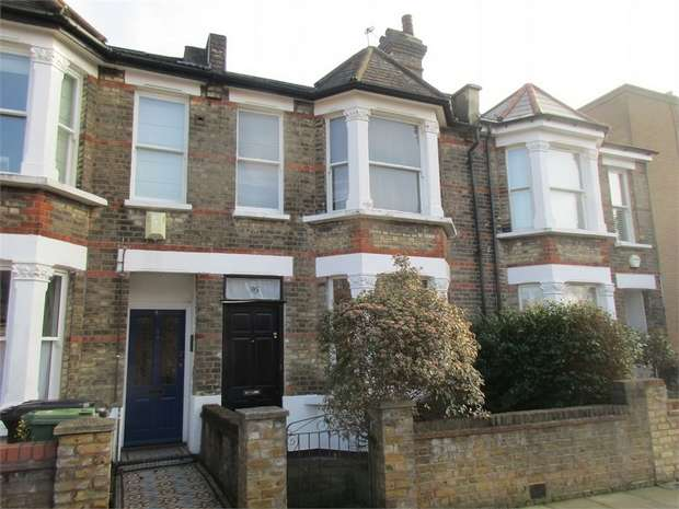 4 Bedrooms Terraced House for sale in Broomsleigh Street, London