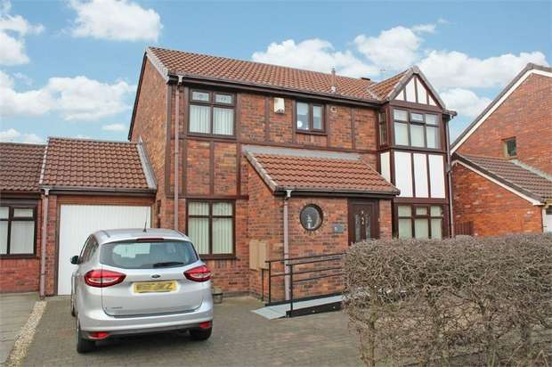 4 Bedrooms Detached House for sale in Regent Avenue, Bootle, Merseyside