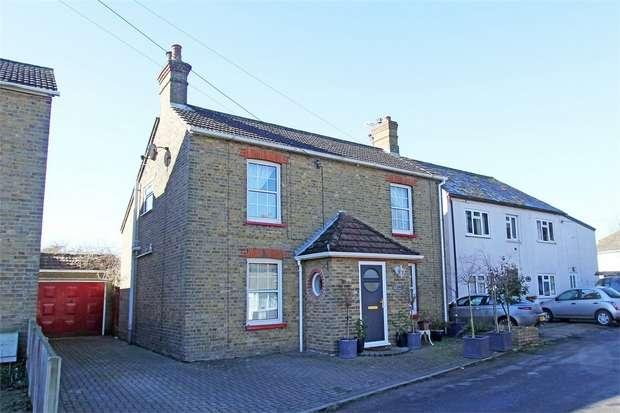 4 Bedrooms Detached House for sale in Primrose Lane, Bredgar, Sittingbourne, Kent