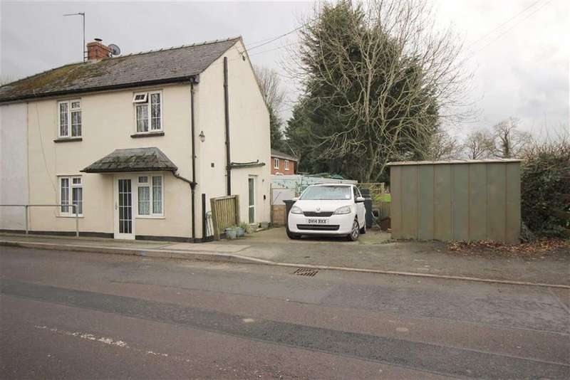 2 Bedrooms Mews House for sale in Sarnwen Cottages, Four Crosses, Llanymynech