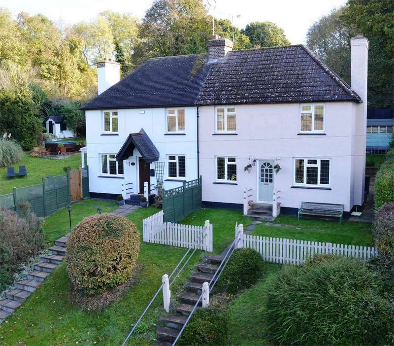 4 Bedrooms Semi Detached House for sale in The Ford, Little Hadham, Ware