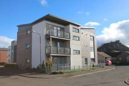 2 Bedrooms Flat for sale in Weir Street, Stirling
