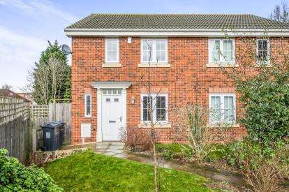 3 Bedrooms Semi Detached House for sale in New Imperial Crescent, Birmingham, West Midlands, Na