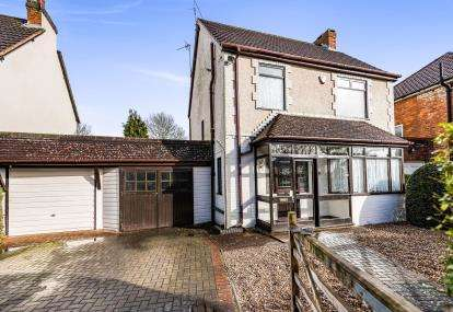3 Bedrooms Detached House for sale in West Heath Road, Northfield, Birmingham, West Midlands