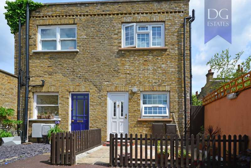 3 Bedrooms End Of Terrace House for sale in Chiltern Works, Seven Sisters