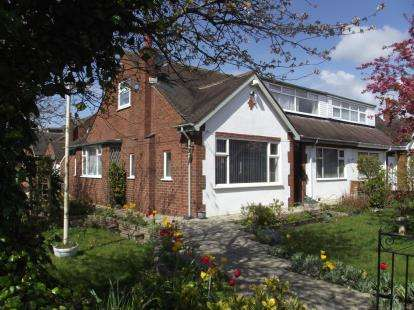 4 Bedrooms Bungalow for sale in Edwinstowe Road, Lytham St. Annes, Lancashire, FY8