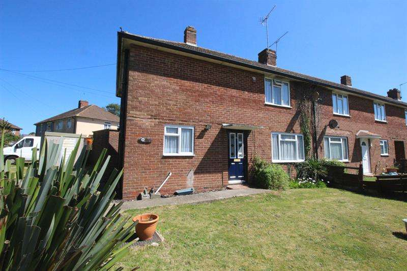 3 Bedrooms End Of Terrace House for sale in Merchistoun Road, Waterlooville