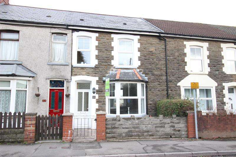 3 Bedrooms Terraced House for sale in St. Cenydd Road, Caerphilly