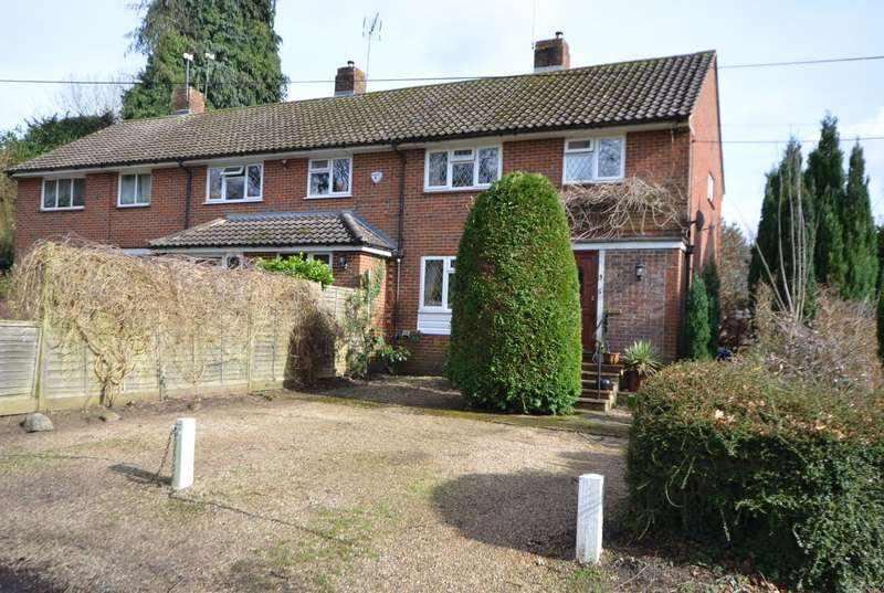 3 Bedrooms End Of Terrace House for sale in Hambledon