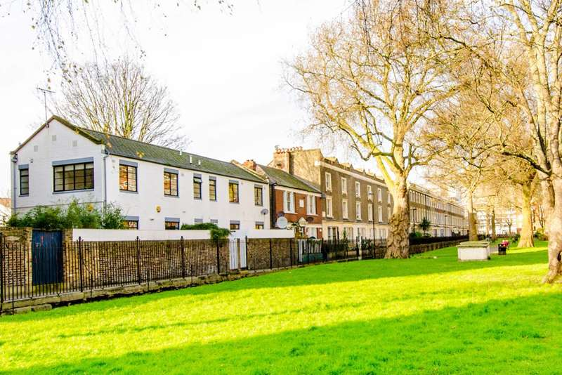 2 Bedrooms House for sale in St Thomas Place, Hackney, E9