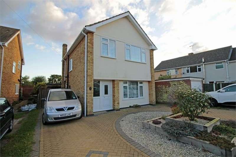 3 Bedrooms Detached House for sale in Queensway, Tiptree, Essex