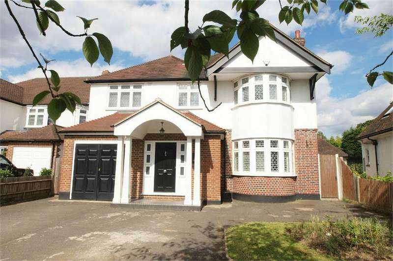 5 Bedrooms Detached House for sale in Wickham Way, Park Langley, Beckenham