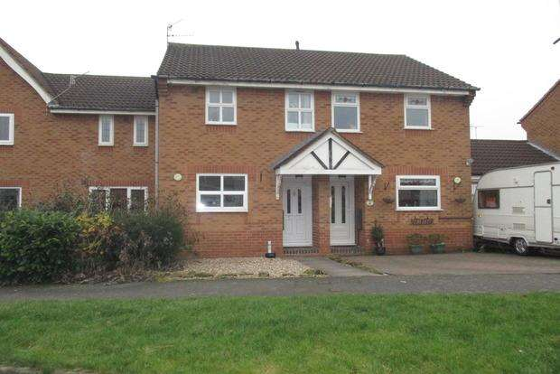 2 Bedrooms Terraced House for sale in Jubilee Court, Belper, DE56