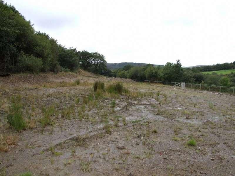 Land Commercial for sale in Plot 21 Farteg Fawr, Farteg Road, Bryn, Port Talbot, SA13 2RF