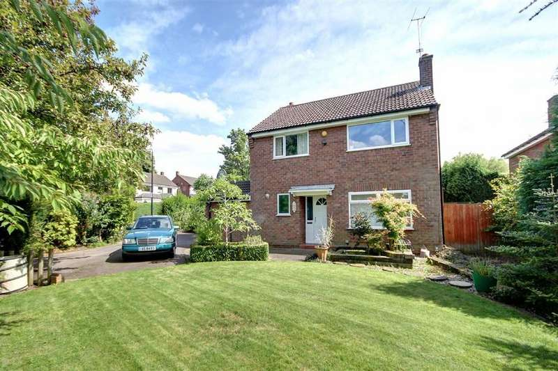 4 Bedrooms Detached House for sale in Fountain Avenue, Hale, Cheshire