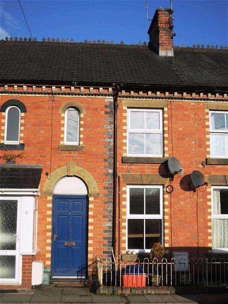 2 Bedrooms Terraced House for sale in 4, Westgate Street, Llanidloes, Llanidloes, Powys, SY18