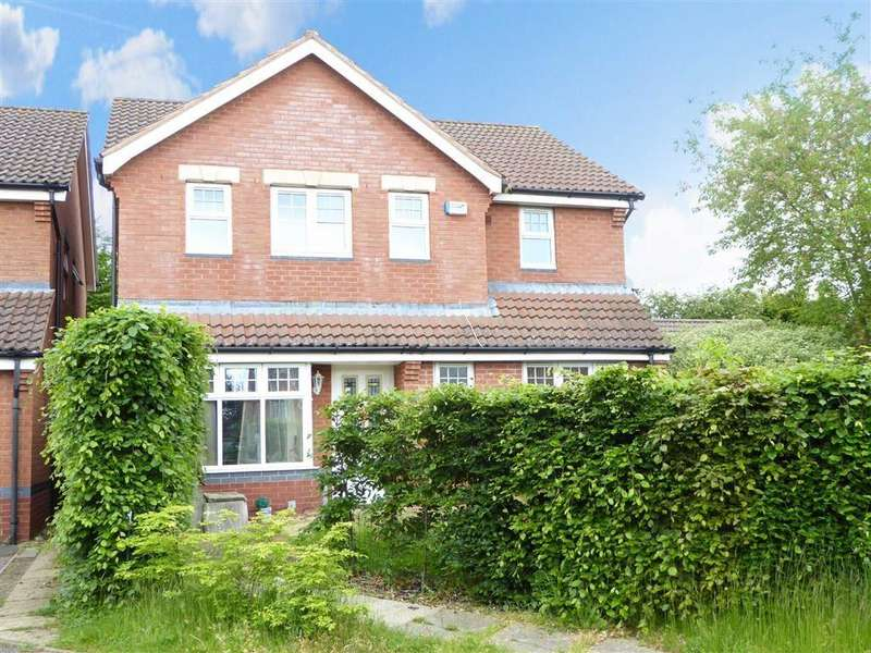 5 Bedrooms Detached House for sale in Griffin Close, Adderbury