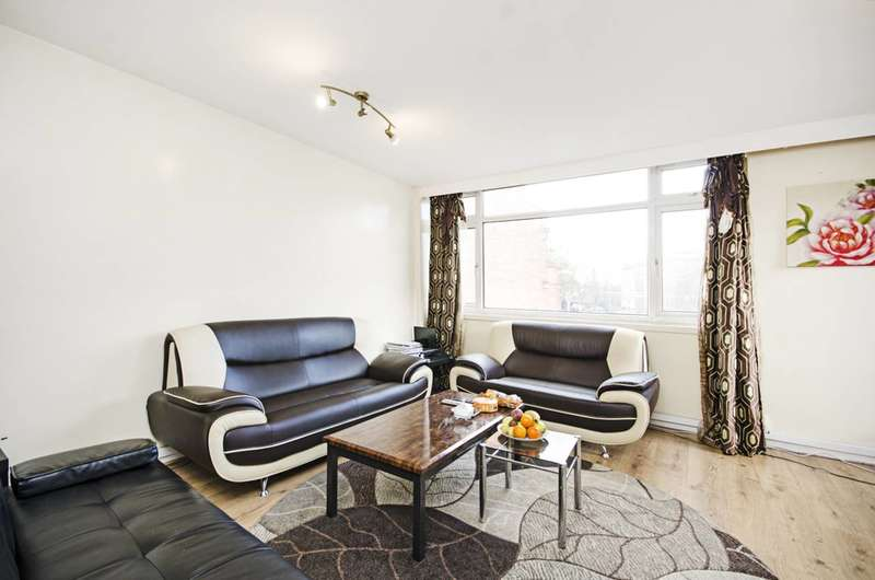 1 Bedroom Flat for sale in Quex Road, West Hampstead, NW6