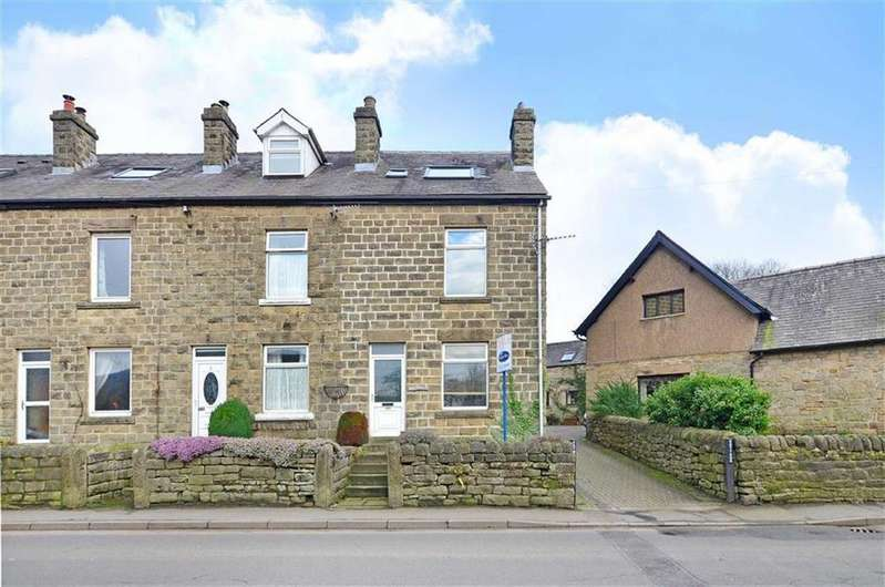 4 Bedrooms End Of Terrace House for sale in 1, Bank Terrace, Main Road, Hope Valley, Derbyshire, S33
