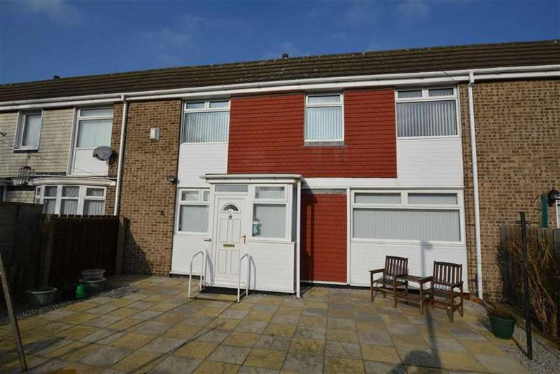 3 Bedrooms Terraced House for sale in Stroud Crescent East, Hull, HU7