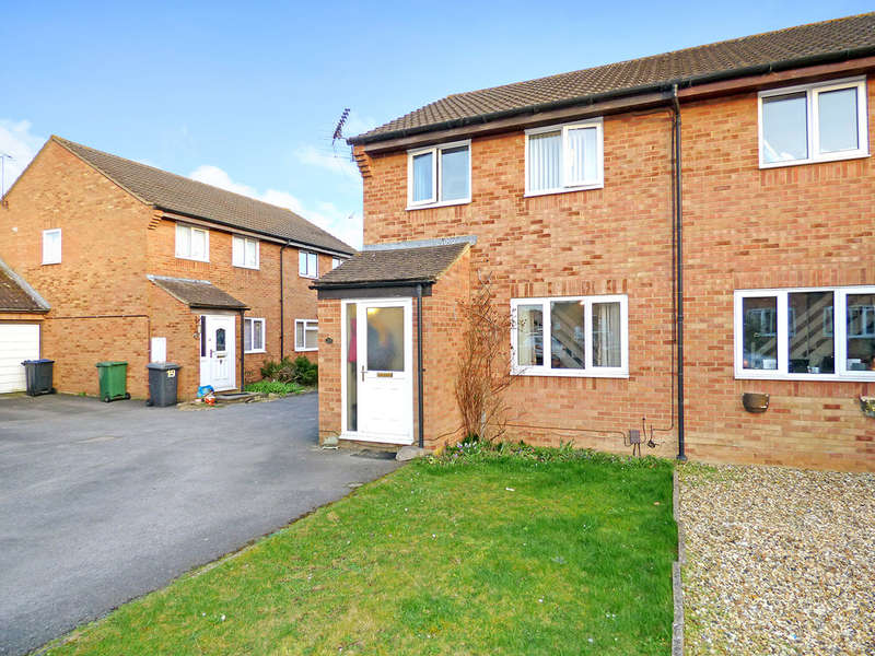 3 Bedrooms Semi Detached House for sale in Lopes Way, Westbury