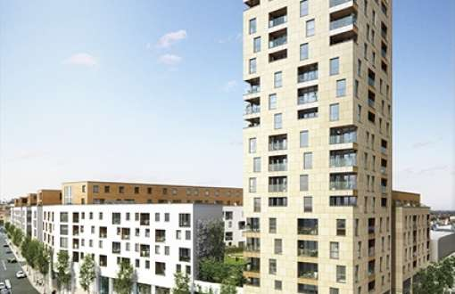 2 Bedrooms Flat for sale in The Northern Quarter, Capitol Way, Colindale