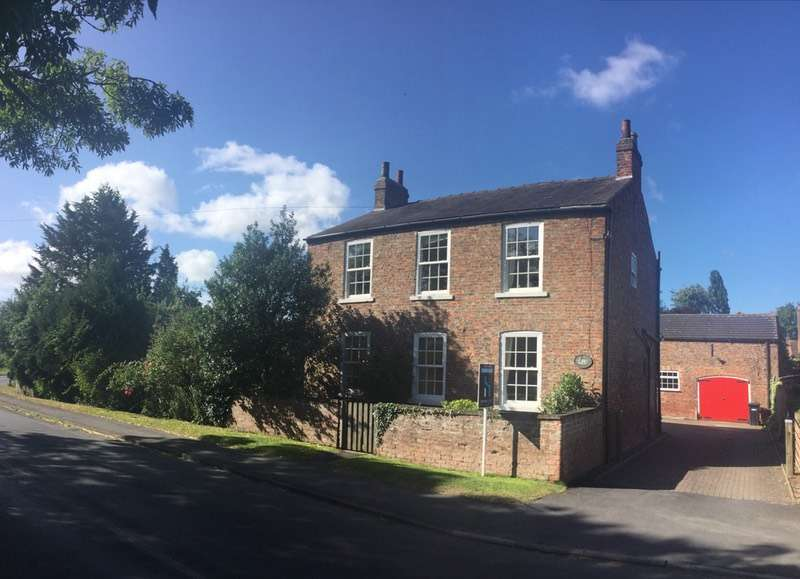 5 Bedrooms Detached House for sale in Fleet Lane, Tockwith, North Yorkshire, YO26