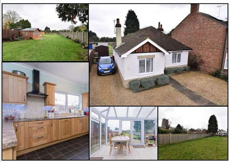 3 Bedrooms Detached Bungalow for sale in Church Street, Pinchbeck