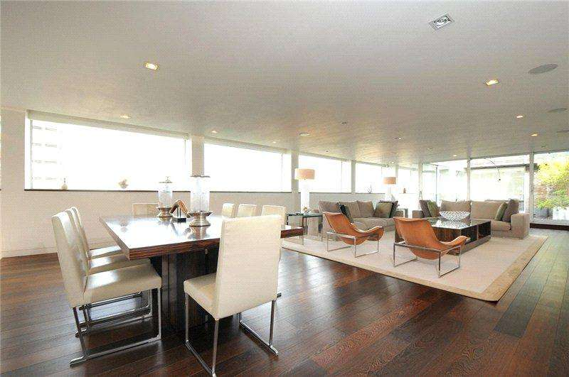 3 Bedrooms Flat for sale in The View, 20 Palace Street, St James Park, London