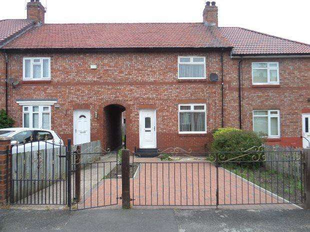 2 Bedrooms Terraced House for sale in MINTON SQUARE, PALLION, SUNDERLAND SOUTH