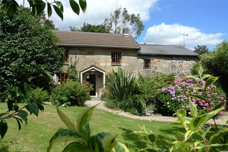3 Bedrooms Detached House for sale in Pothole, Nr. Sticker, St. Austell