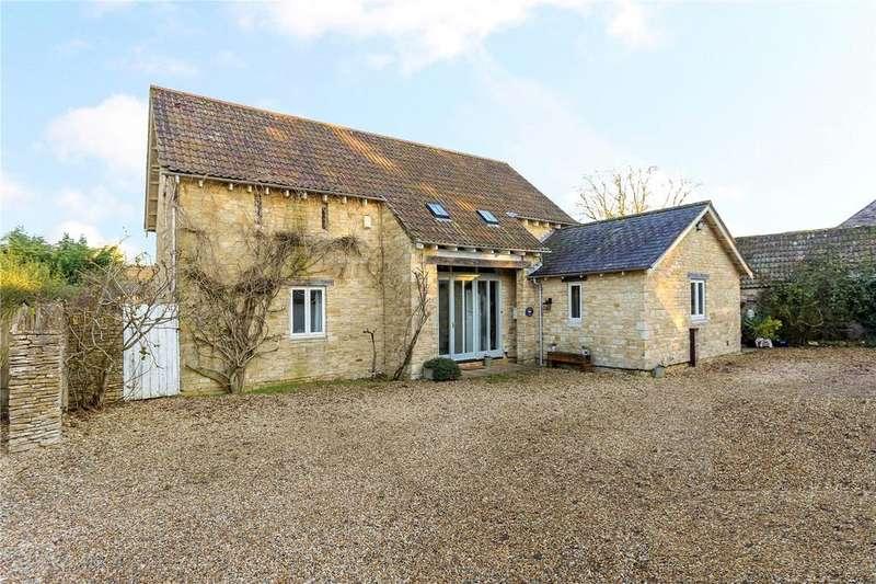 4 Bedrooms Detached House for sale in Alderton Road, Grittleton, Wiltshire