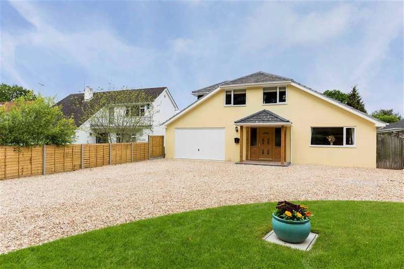 4 Bedrooms Detached Bungalow for sale in Lions Lane, Ringwood, Hampshire