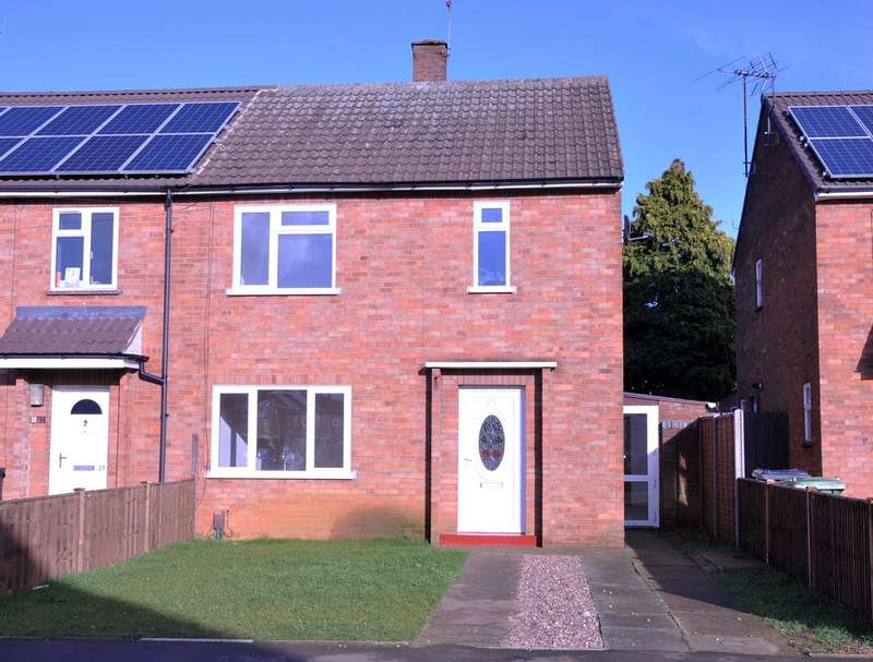 2 Bedrooms End Of Terrace House for sale in Peterborough PE4