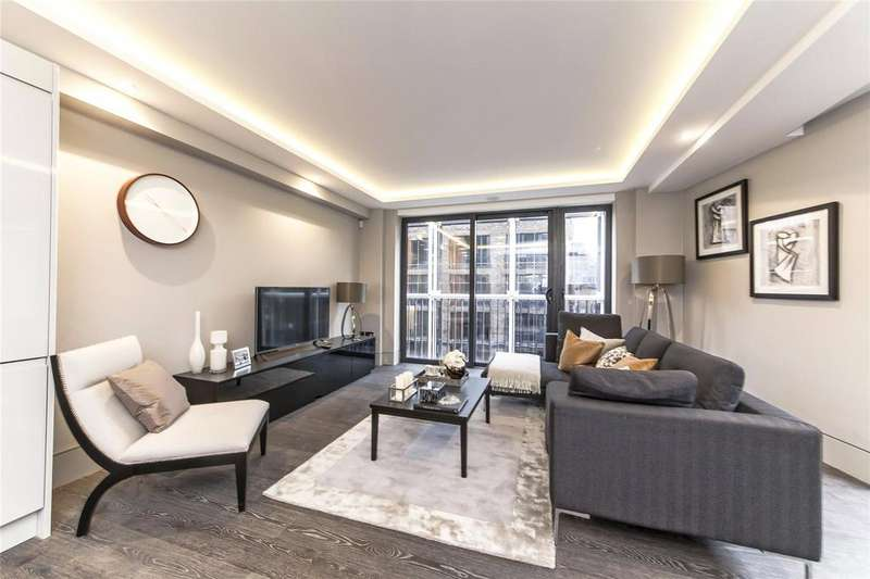2 Bedrooms Apartment Flat for sale in Langdale Place, Bloomsbury, WC1N