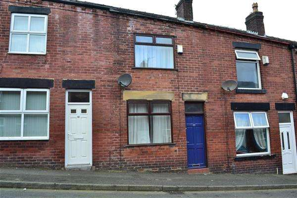 2 Bedrooms Terraced House for sale in Gerrard Street, Kearsley