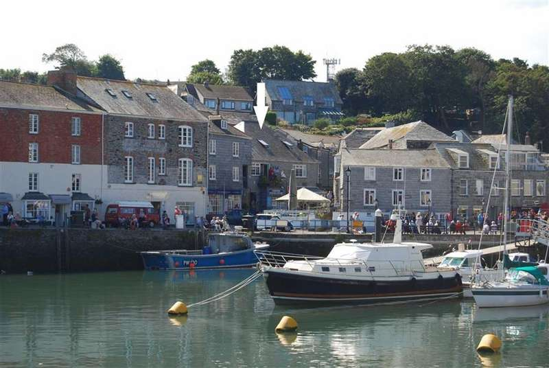 3 Bedrooms Semi Detached House for sale in Strand Street, Padstow, Cornwall, PL28
