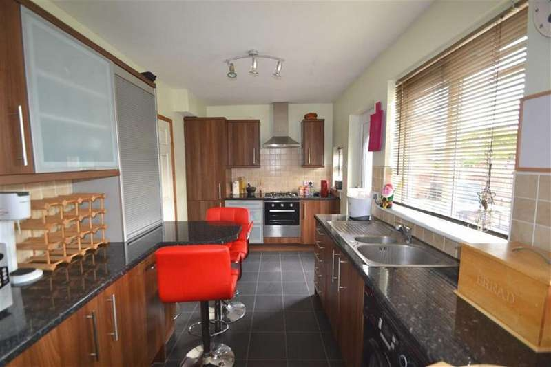2 Bedrooms End Of Terrace House for sale in Kirklands Road, Spring Bank West, Hull, HU5