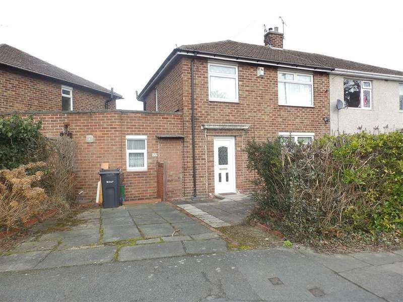 3 Bedrooms House for sale in Sutton Way, Whitby CH65