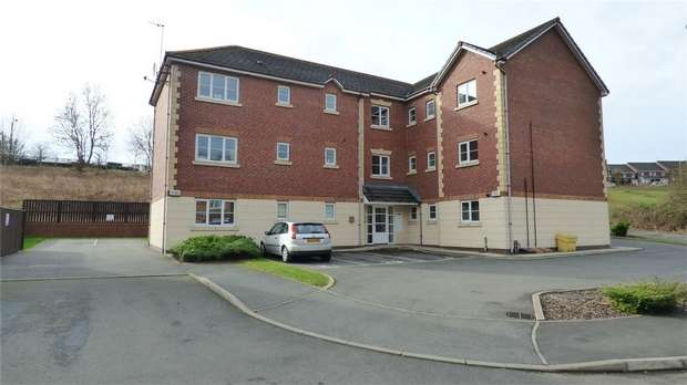 2 Bedrooms Flat for sale in Aintree Drive, Bishop Auckland, Co Durham