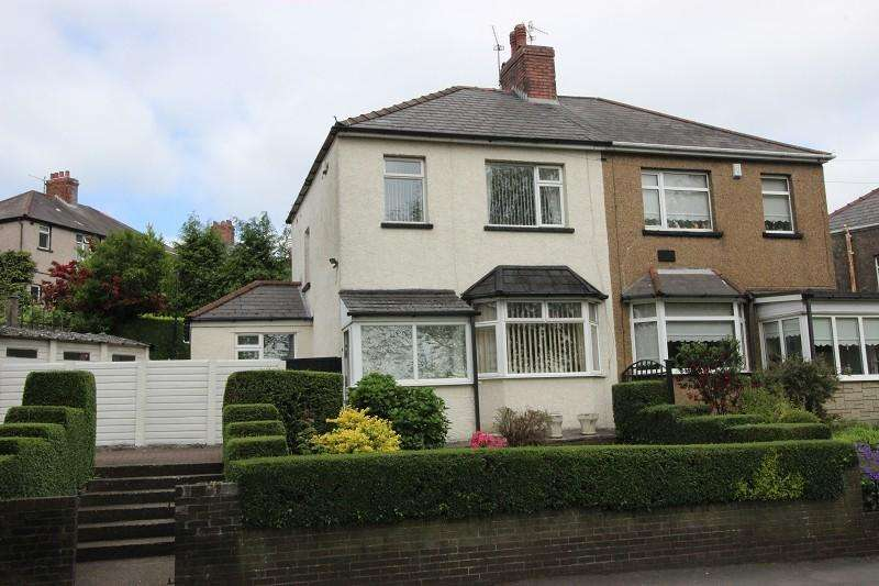 3 Bedrooms Semi Detached House for sale in Queens Croft, Newport, Newport. NP20 5FF