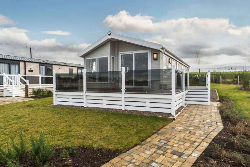2 Bedrooms Park Home Mobile Home for sale in Boston Seton Sands Caravan Park, Links Road, Port Seton, East Lothian, EH32 0QF