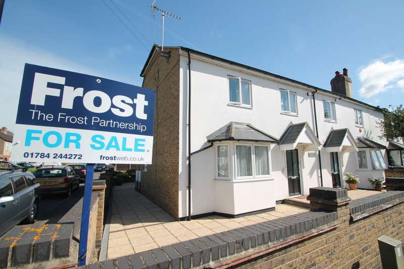 2 Bedrooms Flat for sale in Crisp House, Bedfont Road, Stanwell, TW19