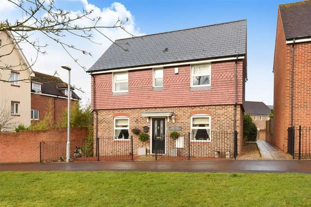 3 Bedrooms Detached House for sale in Osprey Avenue, BRACKNELL, Berkshire
