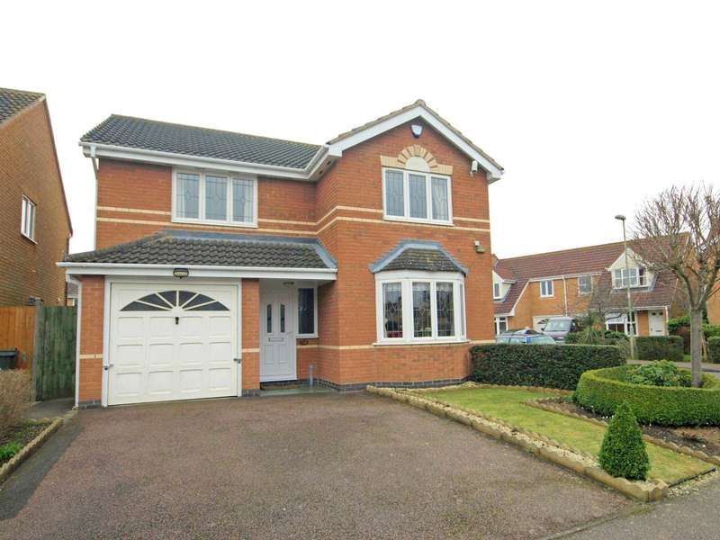 4 Bedrooms Detached House for sale in Partridge Chase, Bicester