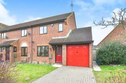3 Bedrooms End Of Terrace House for sale in Burholme, Emerson Valley, Milton Keynes