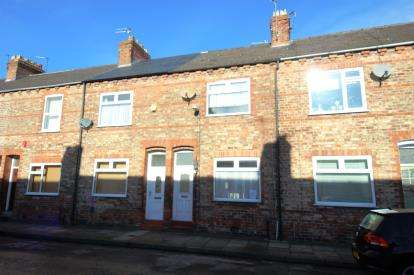 2 Bedrooms House for sale in Gladstone Street, Acomb, York